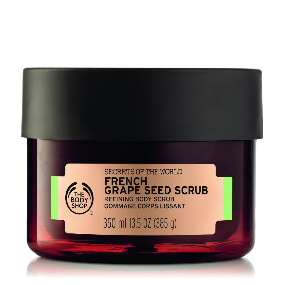 FRENCH GRAPE BODY SCRUB 350ML
